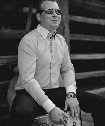 Martin Oražem – bobnar, tolkalist in inovator