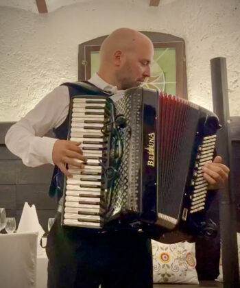 Mitja Jeršič, harmonikar in klaviaturist