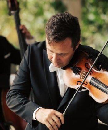 Toni Anžlovar, violinist in basist